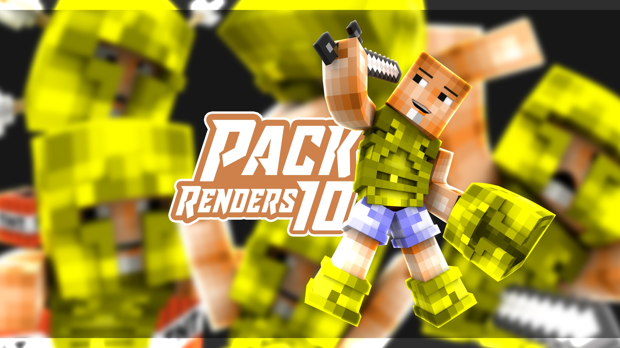 PACK 10 RENDERS  [ALL STYLES]
