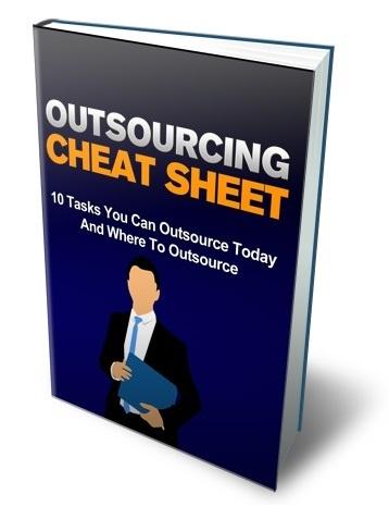 Outsourcing Cheat Sheet