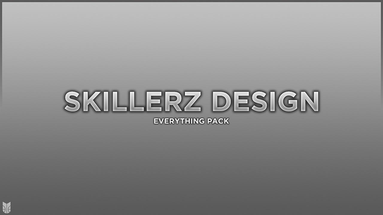 SkillerzDesign's everything pack!