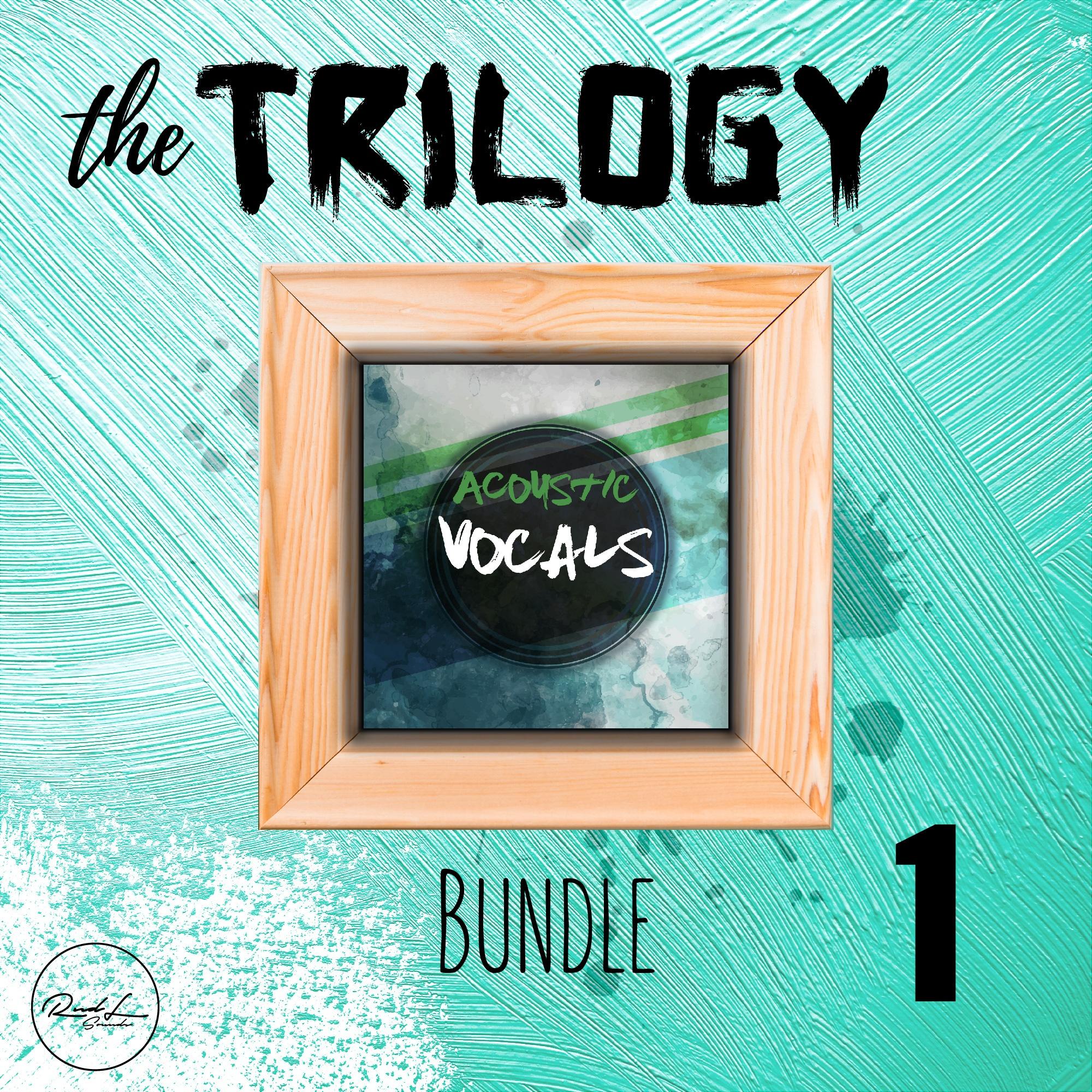 The Trilogy Bundle 1 - Acoustic Vocals