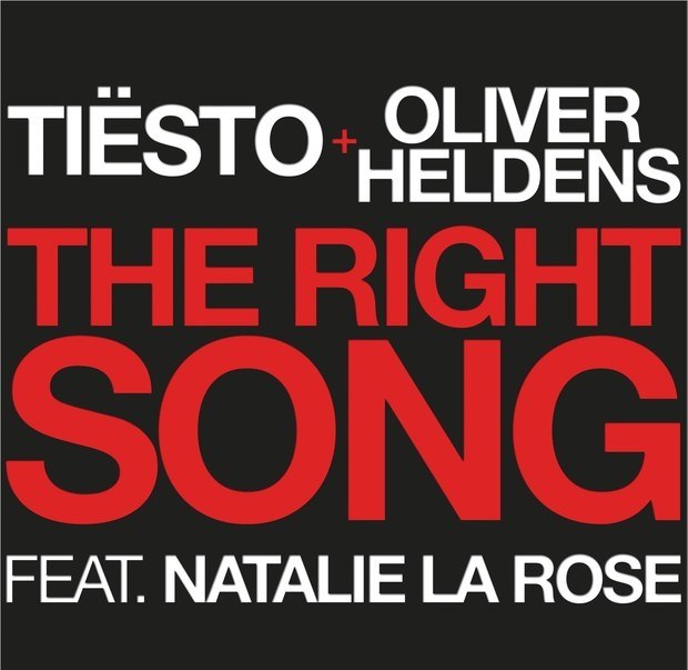 "Tiësto & Oliver Heldens ft. Natalie La Rose - ""The Right Song"""