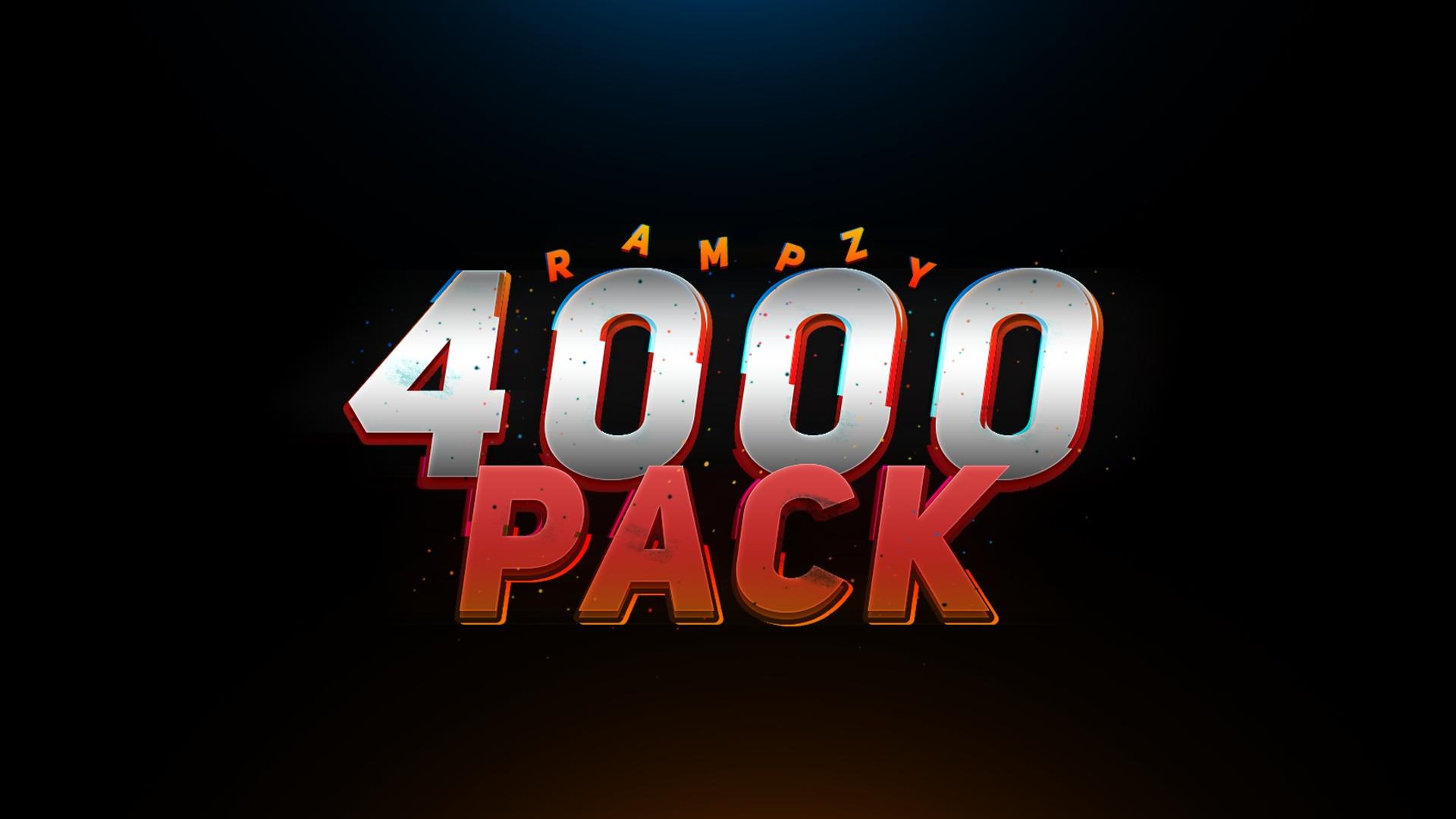 Rampzy's 4000 Pack - חבילת אפקטים לפוטושופ