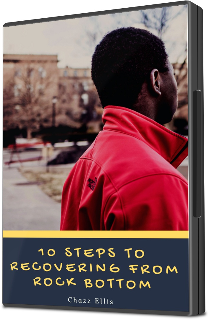 10 Steps to Recovering From Rock Bottom