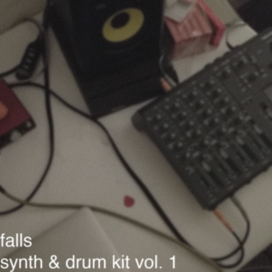falls synth & drum kit vol. 1