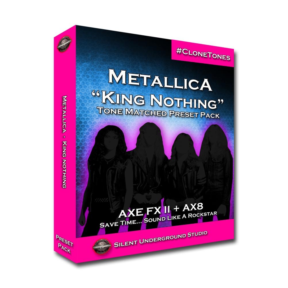Metallica - King Nothing (FAS)