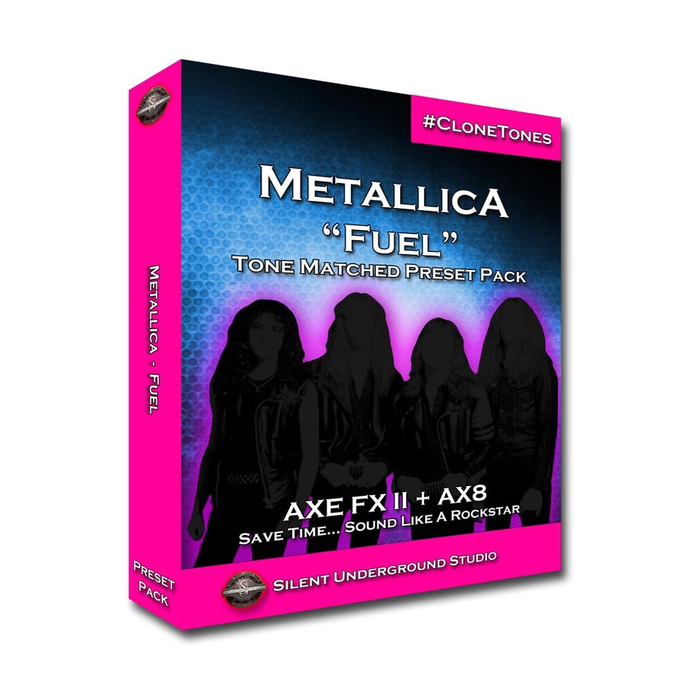 Metallica - Fuel (FAS)