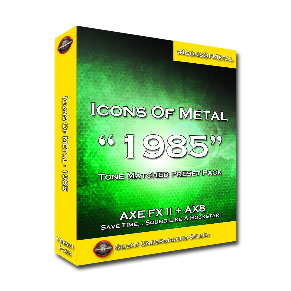 ICONS of METAL - 1985 (FAS)