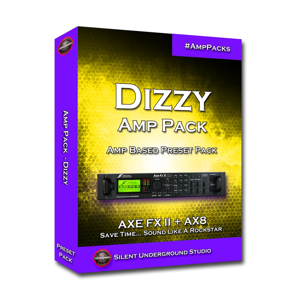 DIZZY Amp pack (FAS)