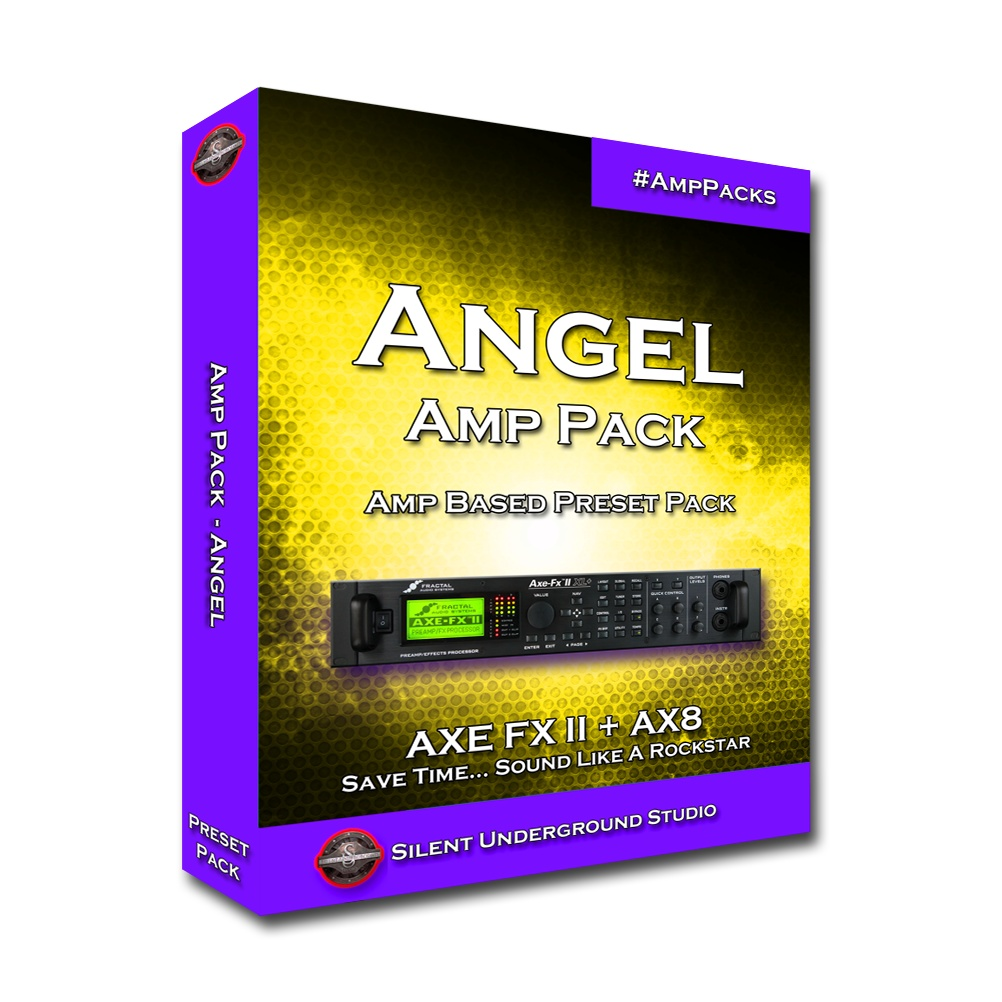 ANGEL Amp Pack (FAS)