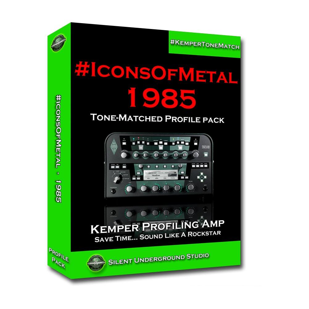 ICONS of METAL - 1985 (KPA)