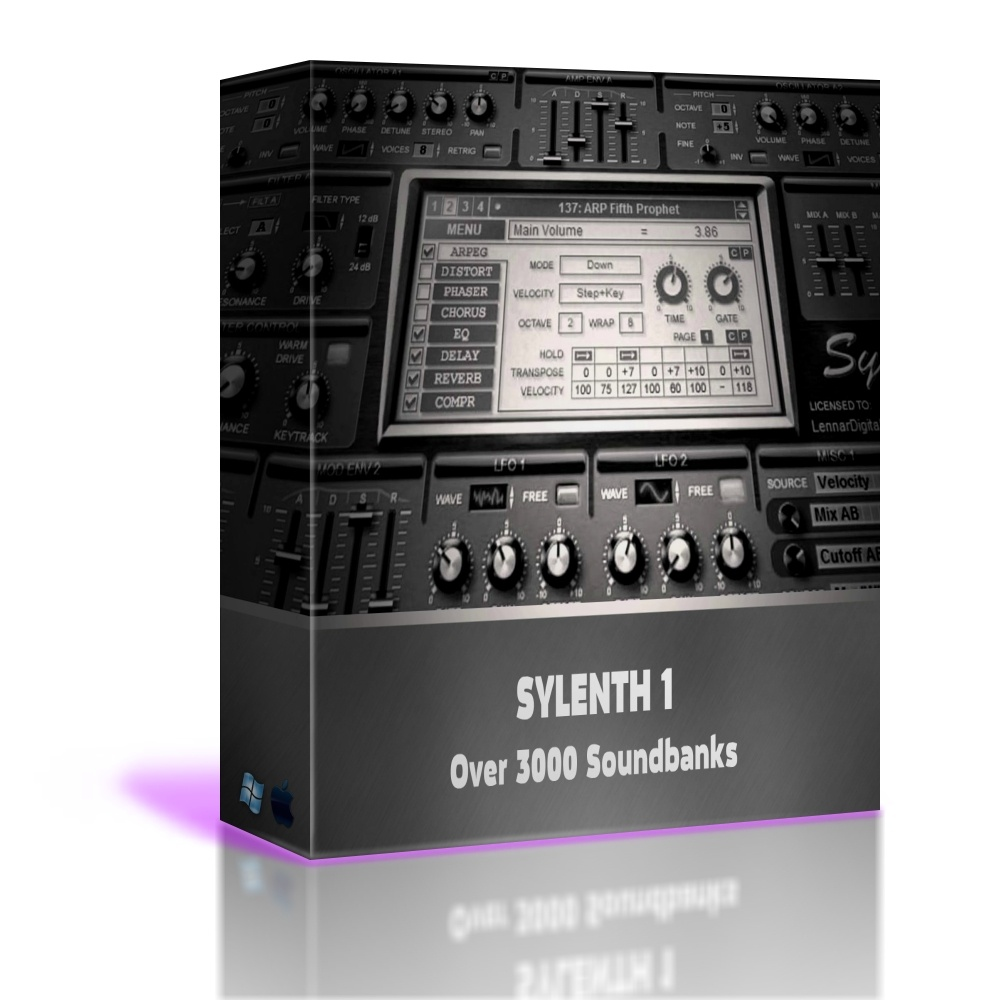 SYLENTH1 Big Pack Soundbanks