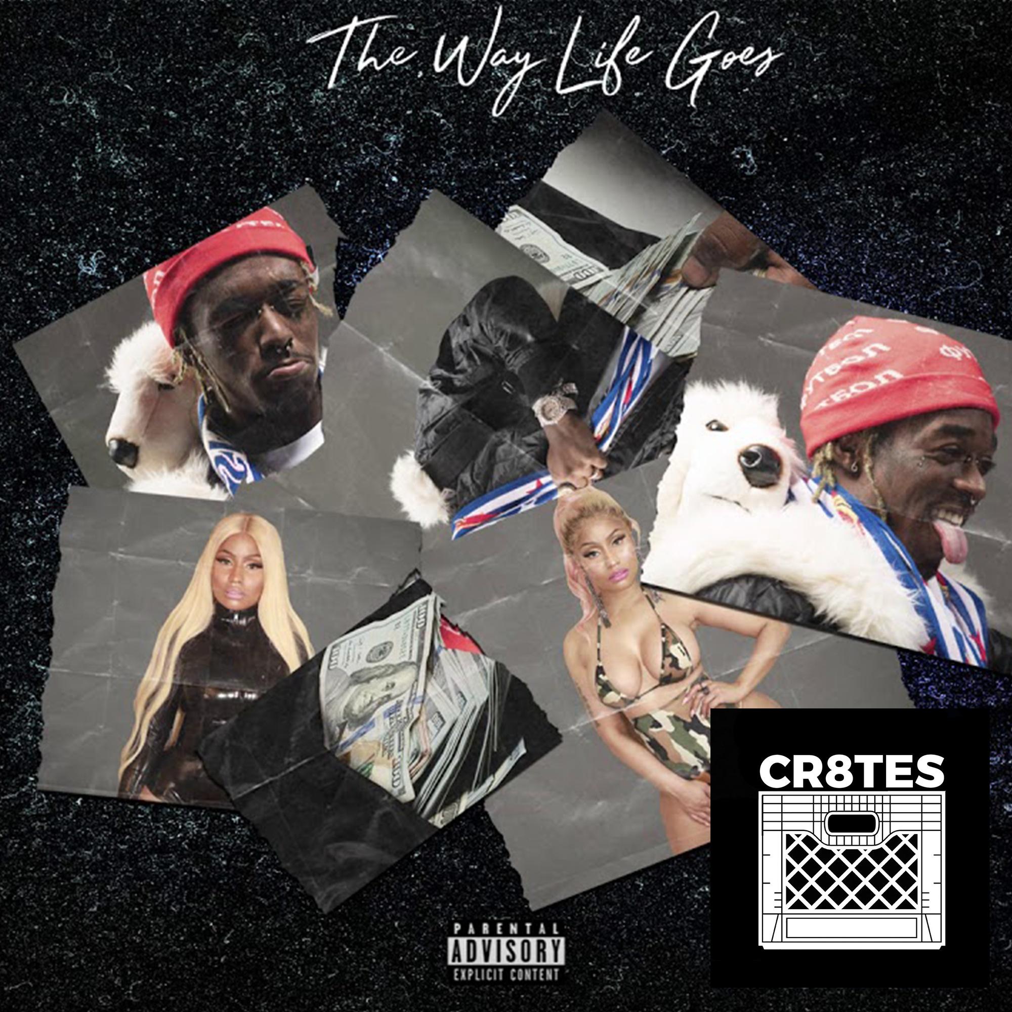 Lil Uzi Vert - The Way Life Goes (CR8TES MINI KIT)