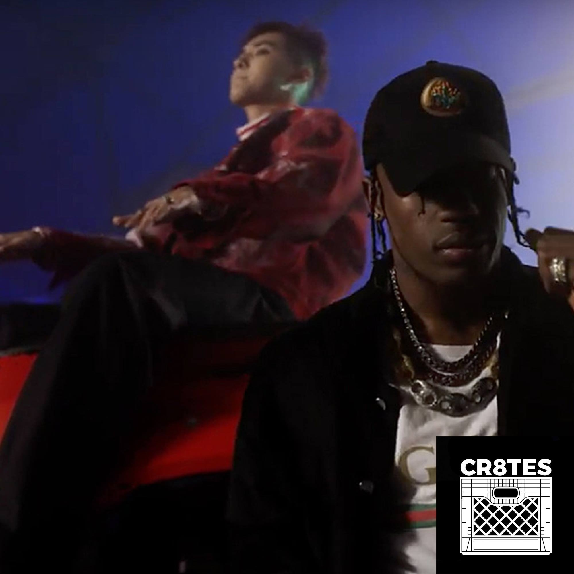 Kris Wu - Deserve ft. Travis Scott (CR8TES MINI KIT)
