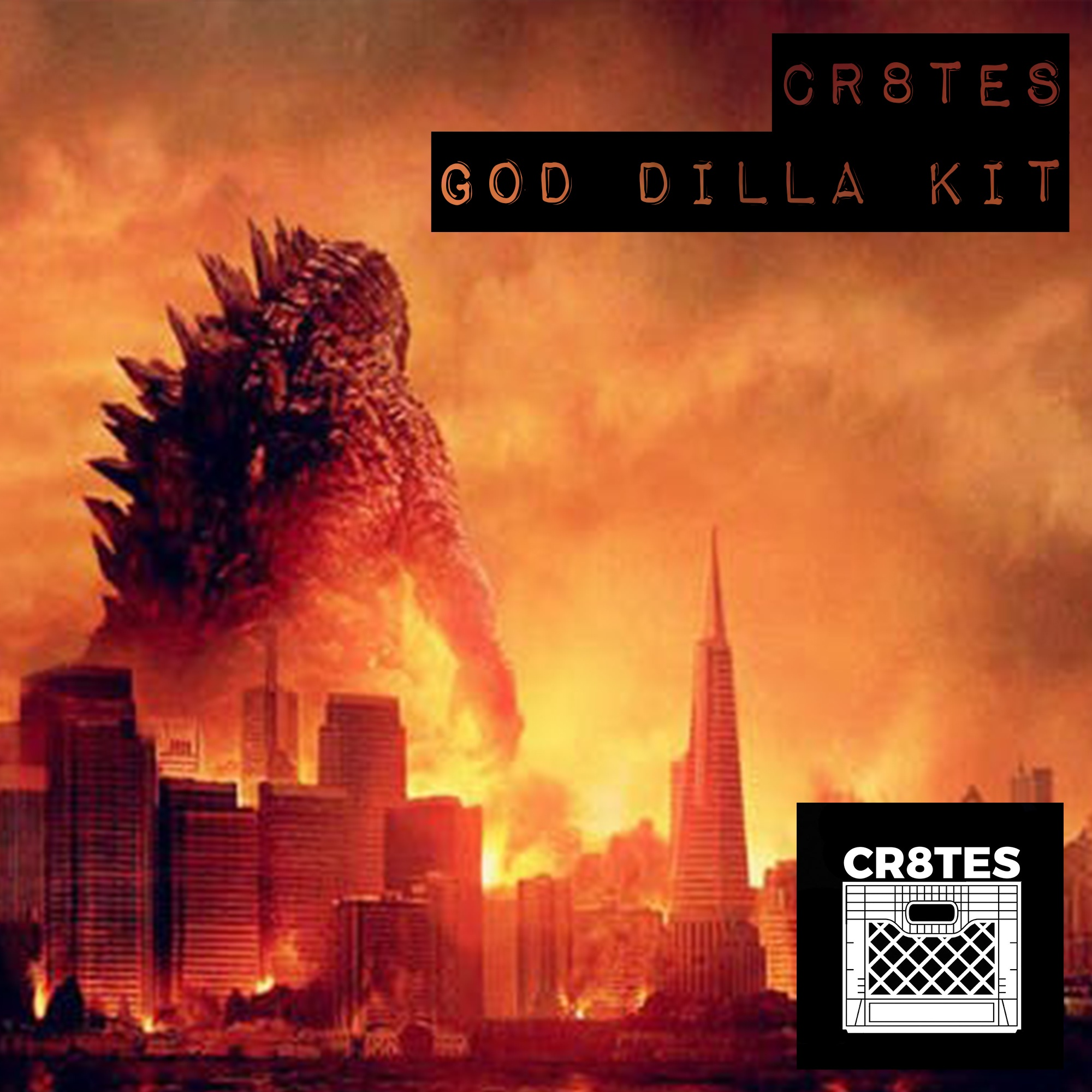 GOD DILLA KIT (BOOM BAP PRODUCERS)