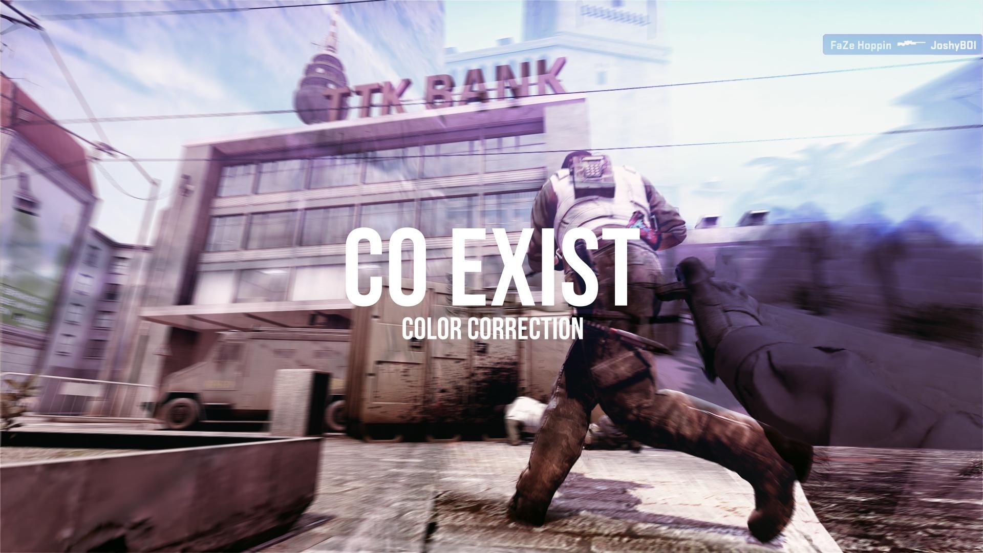 'COEXIST' CC