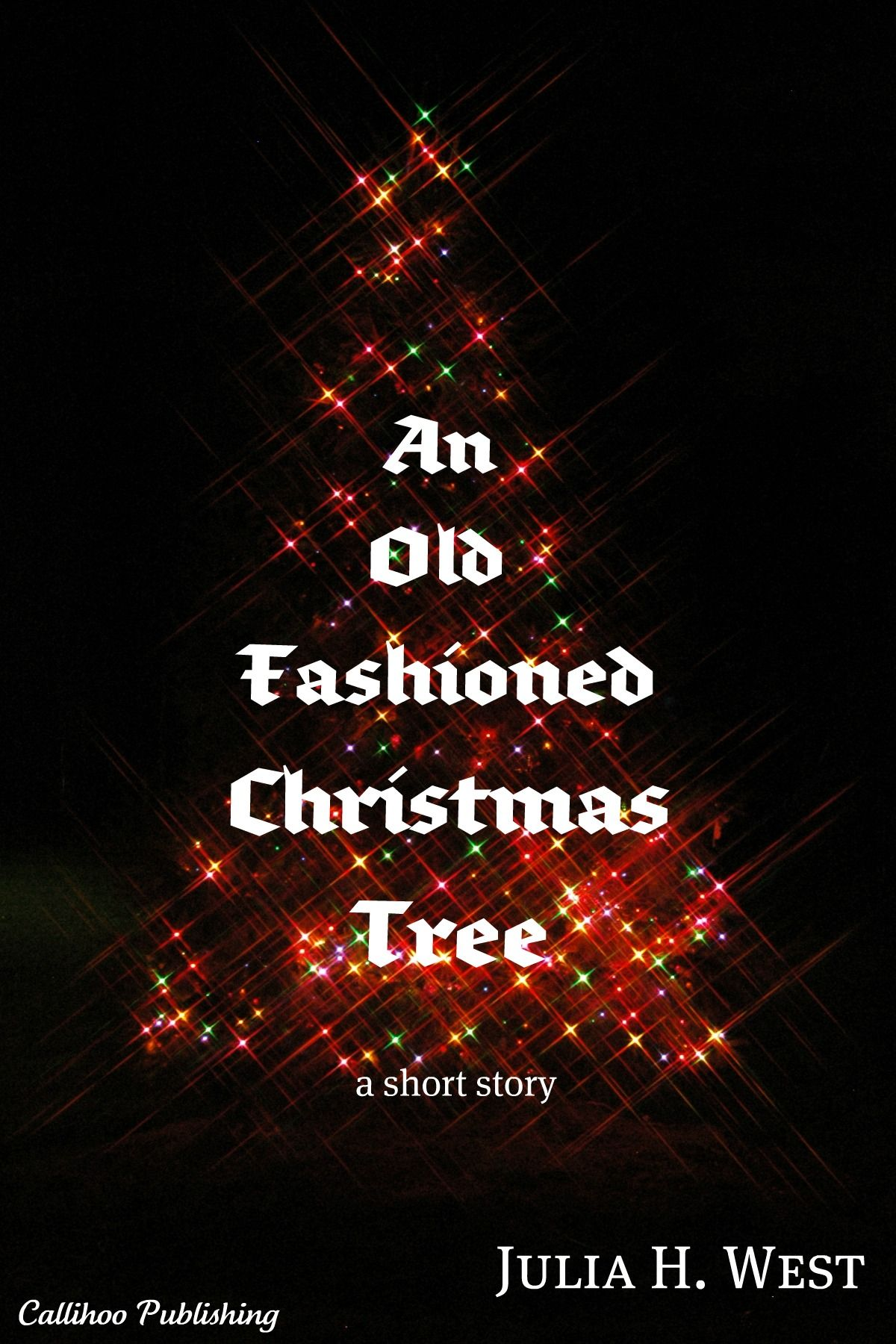 An Old-Fashioned Christmas Tree (epub)