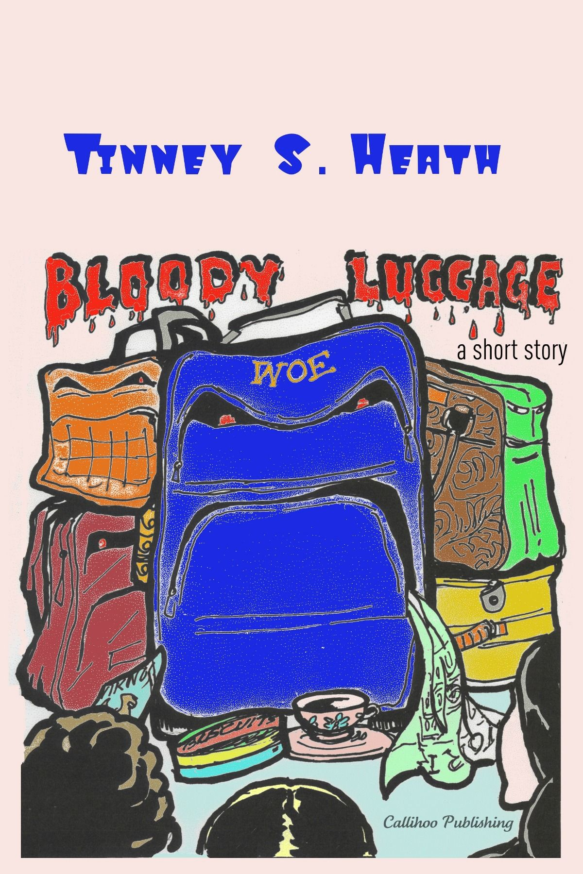 Bloody Luggage (epub)