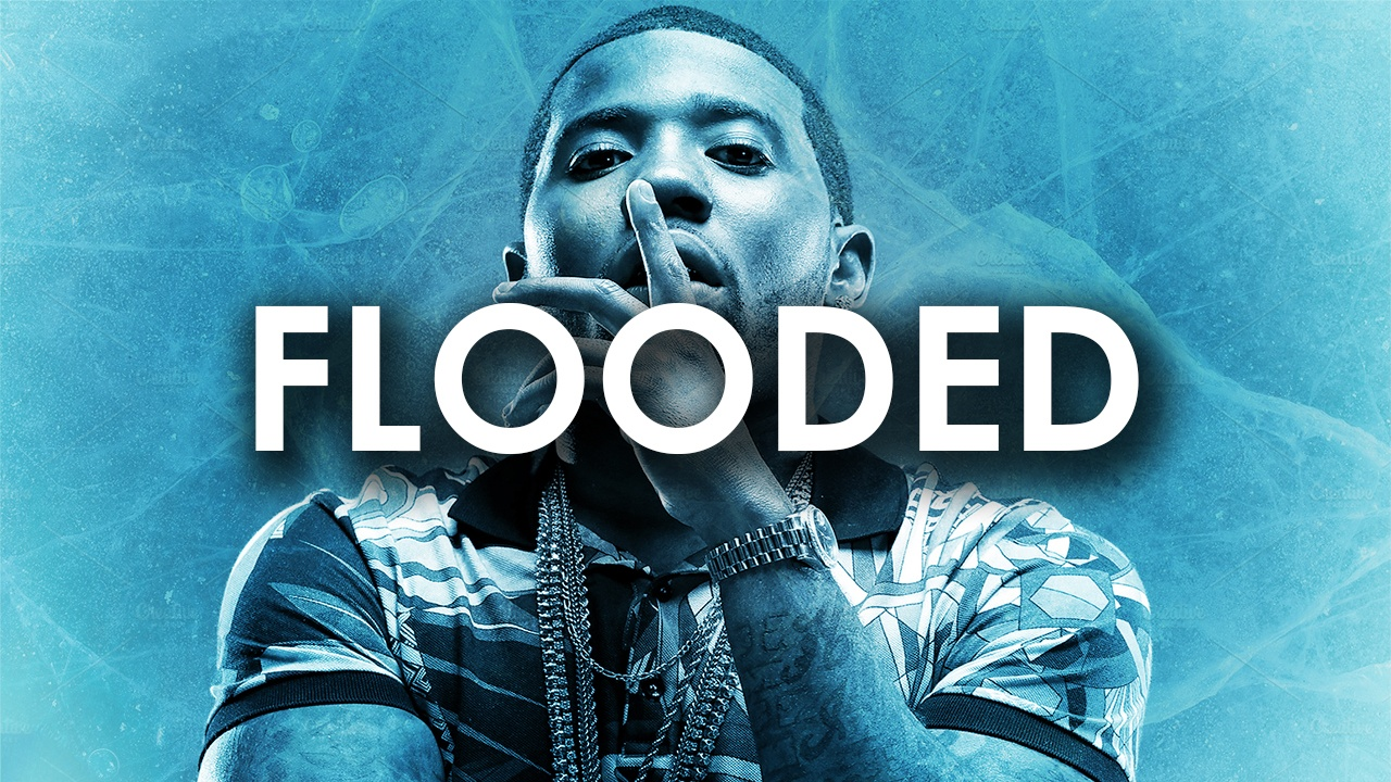 "[FREE] YFN Lucci x Lil Durk Type Beat 2018- ""Flooded"" (Prod. by Chino Beats)"