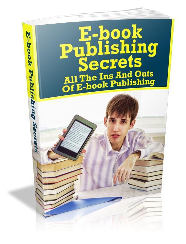 publish ebook
