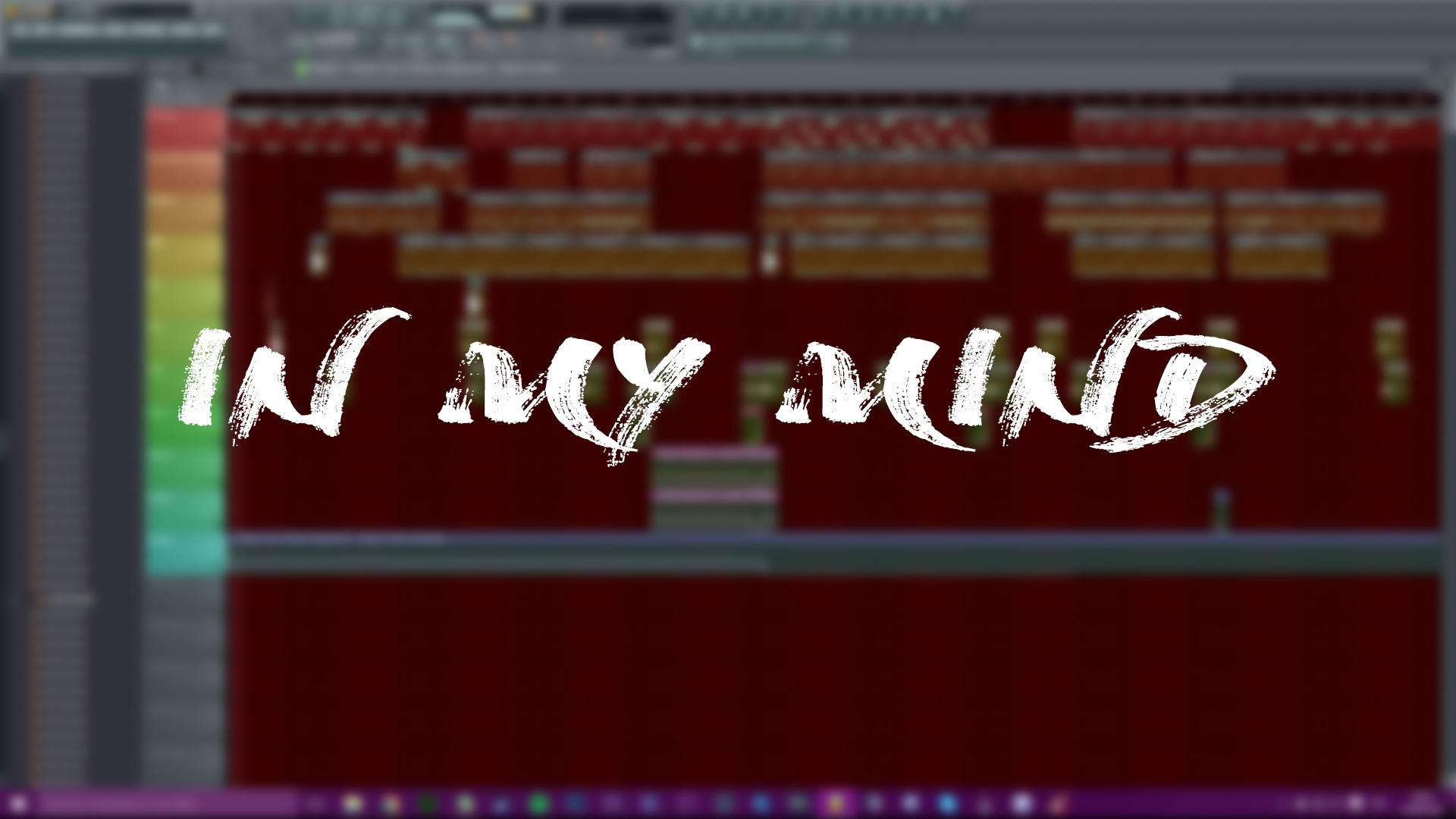 In My Mind - Trap Instrumental (Prod. FRiZZoh)