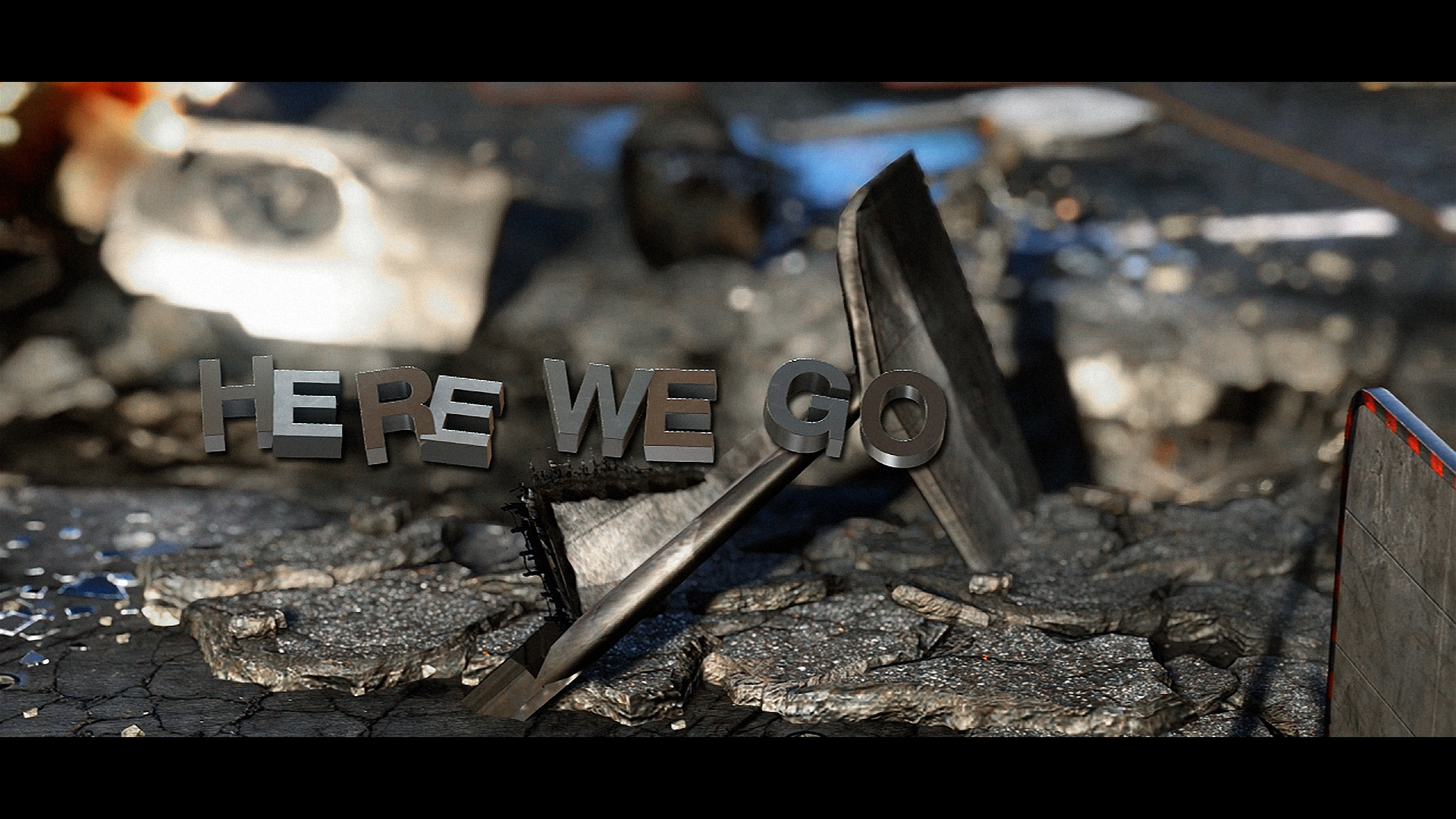 """""""Here We Go"""" Project File w/Cines!"""