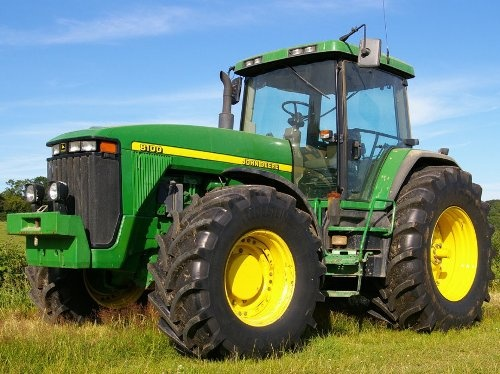 John Deere 8100, 8200, 8300, 8400 2WD or MFWD Tractors Diagnosis and Tests Service Manual (tm1576)