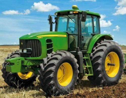 John Deere 6145J, 6165J, 6180J, 6205J Tractors Diagnosis and Tests Service Manual (TM801419)