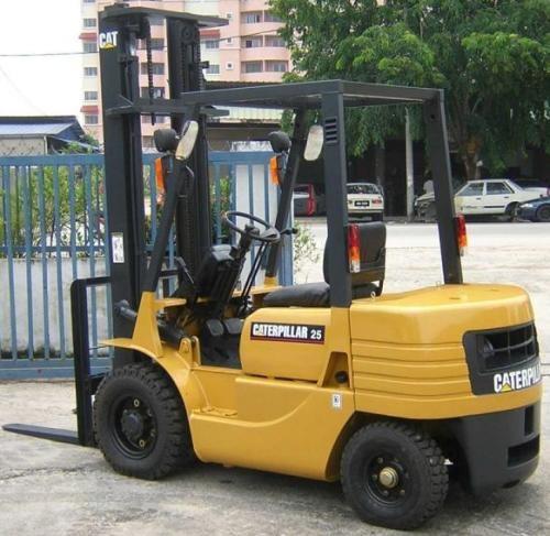 Caterpillar Diesel Forklift Truck DP15, DP18, DP20, DP25, DP30, DP35 Workshop Service Manual