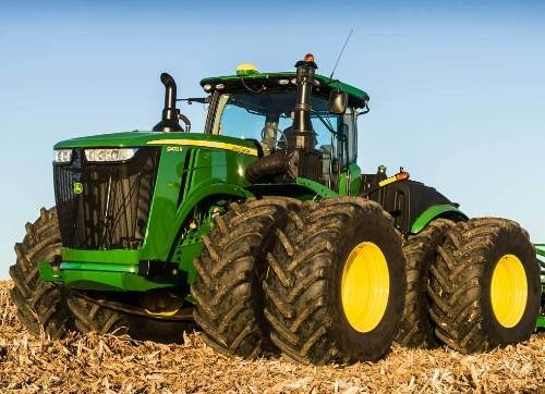 John Deere 9370R, 9420R, 9470R, 9520R, 9570R, 9620R(X) Tractors Diagnosis Service Manual (TM119419)