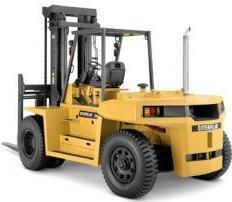 Caterpillar Diesel Forklift Truck DP80 (T32B-10001-49999), DP90 (T32B-60001-99999) Service Manual