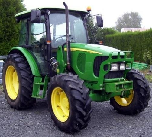 John Deere 5620, 5720, 5820 2WD or MFWD Tractors Diagnosis and Tests Service Manual (tm4791)