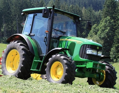 John Deere 5070M, 5080M, 5090M, 5100M European Tractors Diagnosis & Tests Service Manual (TM401919)