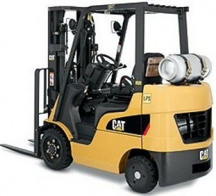 Caterpillar GAS Lift Truck GC20N, GC25N, GC28N, GC30N, GC33N Workshop Service Manual