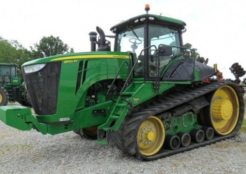 John Deere 9460RT, 9510RT, 9560RT Tracks Tractors Diagnostic and Test Service Manual (TM110819)