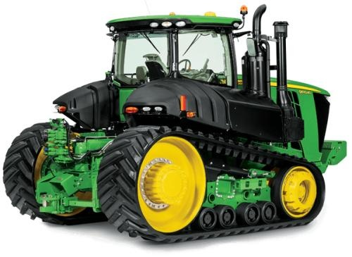 John Deere 9470RT, 9520RT, 9570RT Tracks Tractors Diagnosis and Tests Service Manual (TM119619)