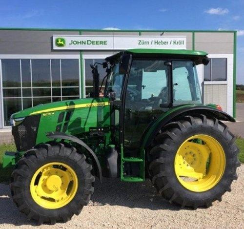John Deere 5065M,5075M,5085M,5095M,5105M,5105ML,5095MH Tractor Diagnostic Technical Manual(TM102519)