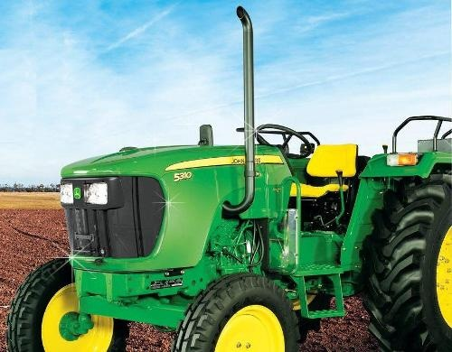 John Deere 5203S, 5310, 5310S India Tractors Diagnostic and Repair Technical Manual (tm4898)
