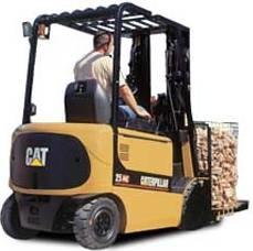 Caterpillar Electric Forklift Truck EP20K, EP25K, EP30K, EP35K Workshop Service Manual