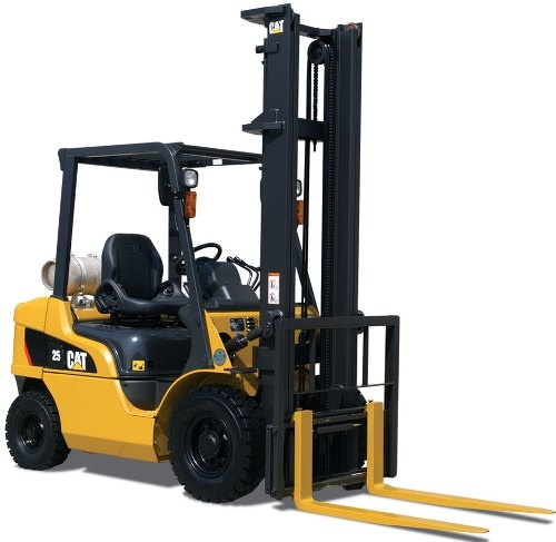Caterpillar Forklift GP15N/ZN, GP18N/ZN, GP20N/CN/ZN, GP25N/ZN, GPE30N, GP35AN Service Manual