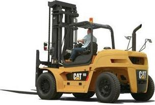 Caterpillar Diesel Forklift Truck DP80N, DP90N Workshop Service Manual