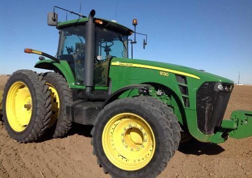 John Deere 8130, 8230, 8330, 8430, 8530 Tractors Diagnosis and Tests Service Manual (TM2280)
