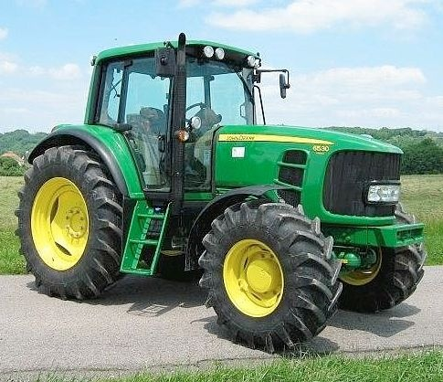 John Deere 6x30, 6534, 7430E, 7430, 7530E, 7530 Preiumum European Tractors Diagnosis Manual (TM8060)