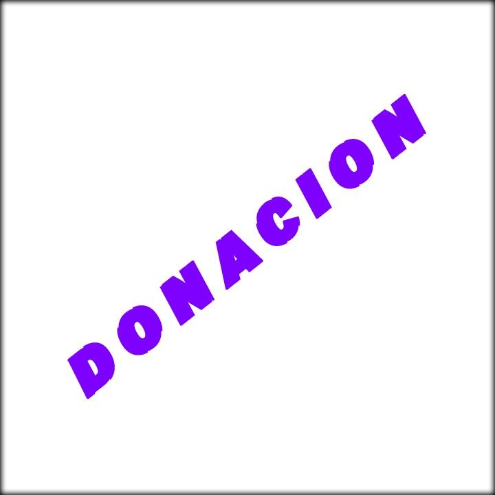 DONACION! ;)