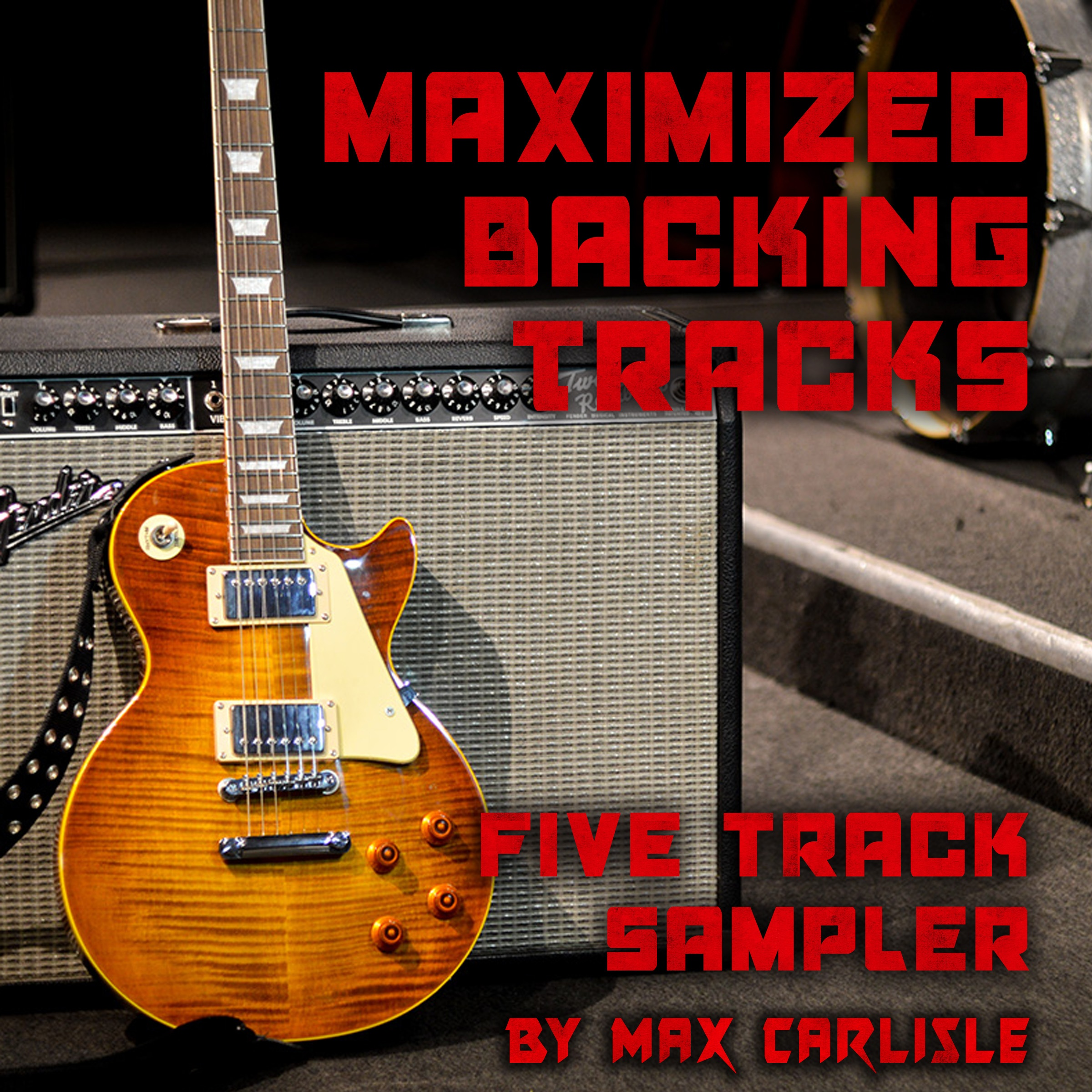 Maximized Backing Tracks Free 5 Track Sampler!
