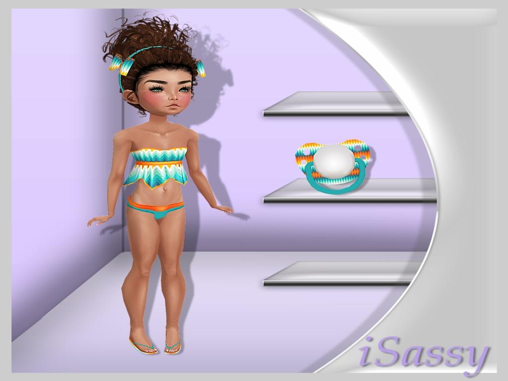 Kids Swimsuit Bundle - PNG