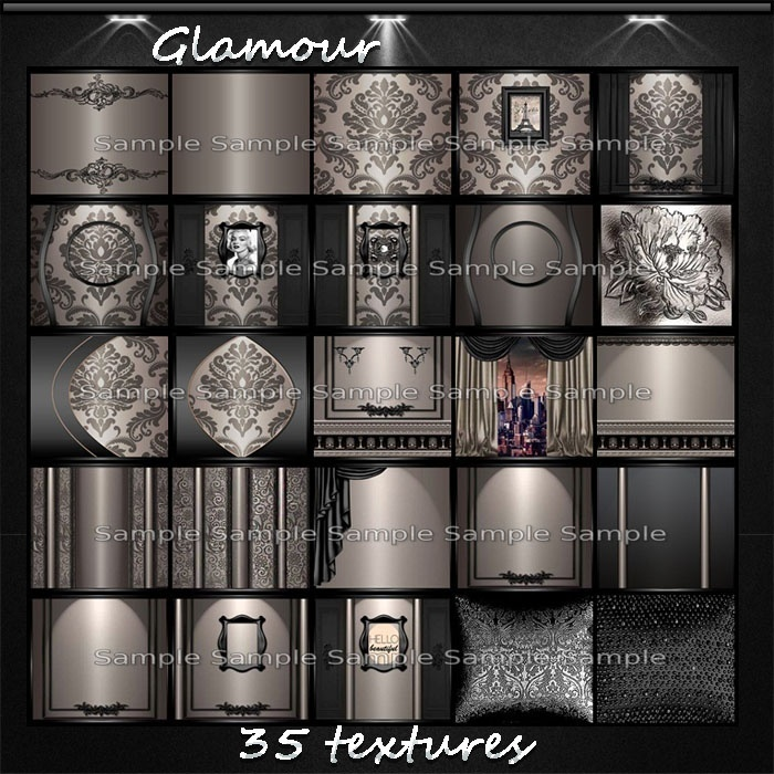 Glamour Textures