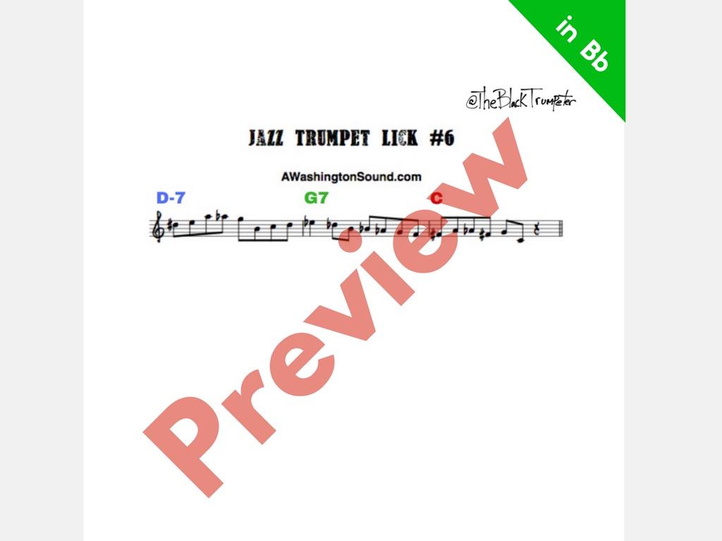 Marquis Hill Jazz Lick Analysis | TBT Masterclass #4 (Livestream)