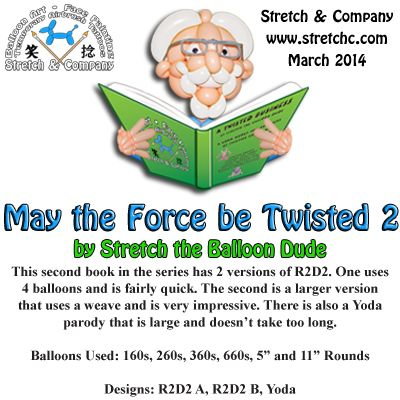 May the Force be Twisted 2