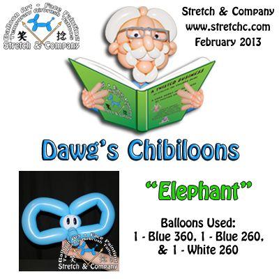 Chibiloons Elephant