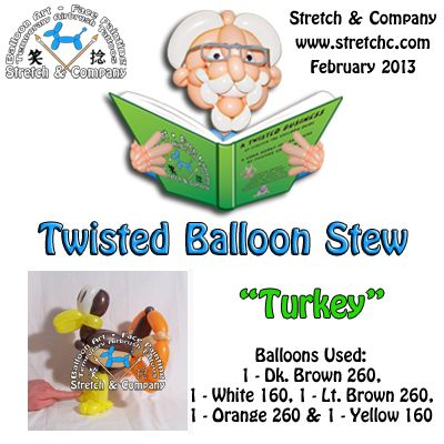 Turkey - Twisted Balloon Stew
